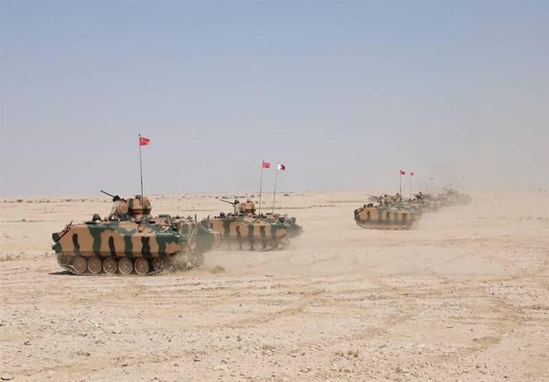 کشور ترکیه , کشور قطر ,