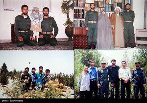 آلبومی از تصاویر شهید مدافع حرم محمود رادمهر