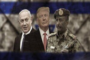 ترامپ در سودان به دنبال چیست؟/ هروله ژنرال به سوی نتانیاهو