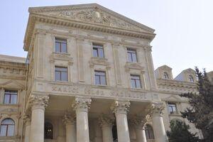 اعتراض باکو به سخنان پمپئو درباره مناقشه قرهباغ