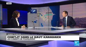 سفیر ارمنستان: ترکیه عامل تنش در قفقاز جنوبی است
