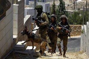 یورش نظامیان صهیونیست به منطقه «کفرقدوم» در کرانه باختری