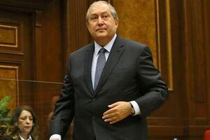 انتقاد شدید رئیسجمهور ارمنستان از رژیم صهیونیستی - کراپشده