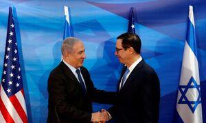 وزیر خزانهداری آمریکا با صهیونیستها به منامه میرود