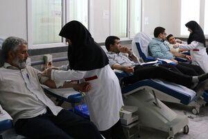ضرورت اهدای خون در شرایط کرونایی