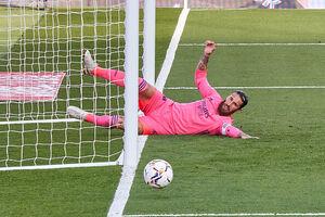 شکست غیرمنتظره رئال مادرید در لالیگا