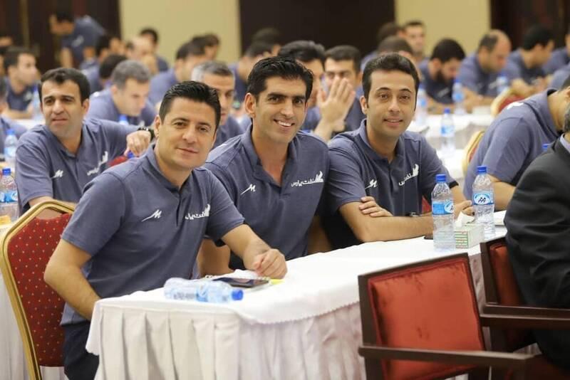 قضاوت ۴ داور ایرانی در لیگ قهرمانان آسیا