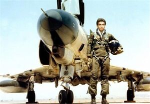 دو روایت از خلبان شهید «عباس دوران»
