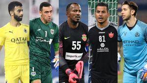 حامد لک نامزد بهترین دروازهبان لیگ قهرمانان آسیا شد
