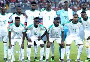 پیشنهاد دیدار دوستانه ایران با تیم ملی سنگال
