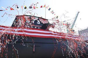 زیردریایی ژاپنی