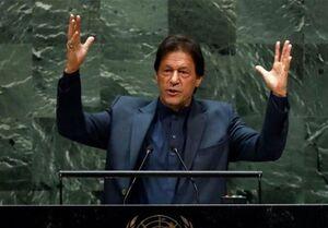 واکنش تند عمرانخان به سخنرانی نواز شریف علیه ارتش پاکستان