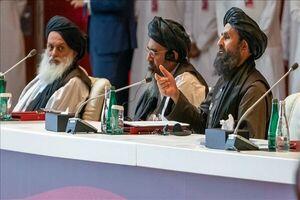 عکس/ هیئت مذاکرهکننده طالبان در مسکو
