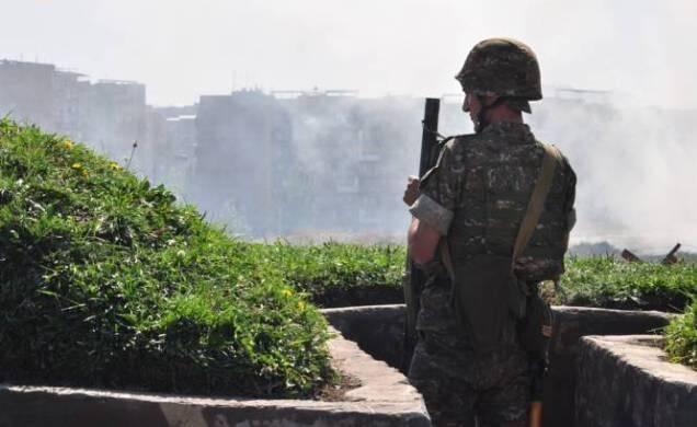 قره،ارمنستان،باغ،آتش