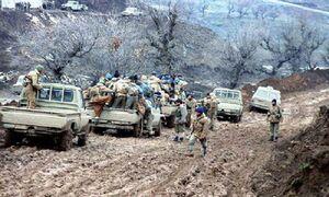 عملیاتی که معابر نفوذی ضدانقلاب به مریوان را مسدود کرد