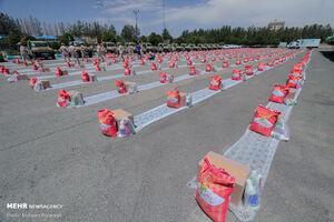 عکس/ اقدام زیبای  مرزبانان نیروی انتظامی در خراسان جنوبی