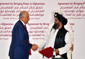 طالبان: آمریکا از توافقنامه قطر سرپیچی کرده است