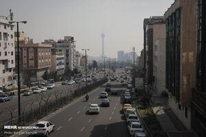 چرا هوای تهران در دهه آخر مهر امسال آلودهتر از پارسال است؟