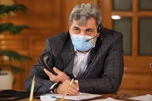حناچی: منشا آلودگی هوا خارج از تهران است