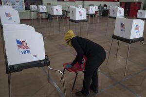 برگزاری رای گیری زودهنگام انتخاباتی در فلوریدا