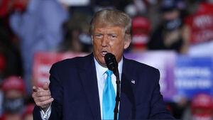 سایه شوم باخت در انتخابات ۲۰۲۰ بر سر ترامپ