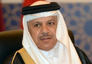 وزیر بحرین