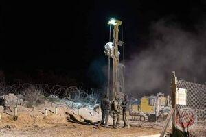رژیم صهیونیستی مدعی انهدام تونل متعلق به حماس در غزه شد