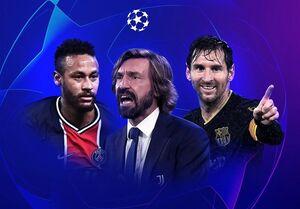 لیگ قهرمانان اروپا| پذیرایی پاریسنژرمن از منچستریونایتد با انگیزه انتقام/ گام اول بارسلونا برای اعاده حیثیت با کومان