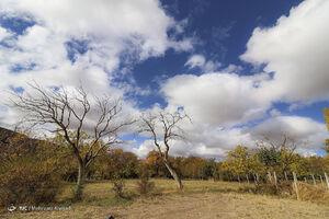 طبیعت پاییزی ارسباران