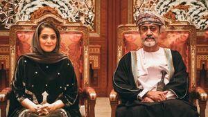 چرا  عکس همسر سلطان عمان رسانهای شد؟