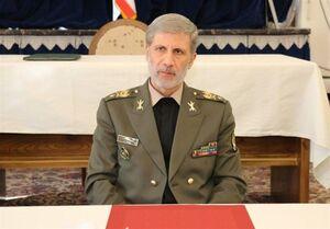 وزیر دفاع خبر داد: رشد دو برابری پشتیبانی تجهیزاتی وزارت دفاع از ناجا