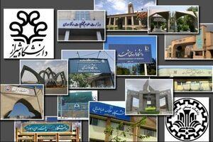 حضور چشمگیر دانشگاههای ایران در رتبهبندی جهانی
