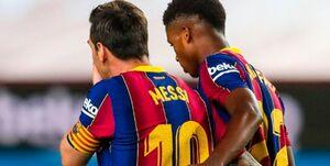 لیست بازیکنان بارسلونا در لیگ قهرمانان
