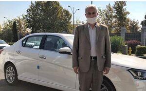 خودروی «آقای نماینده» مدرسه میشود
