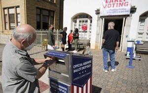 چالش کرونا و شمارش آرای مردگان انتخابات ۲۰۲۰ آمریکا