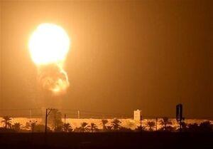 حمله جنگندههای رژیم صهیونیستی به جنوب غزه