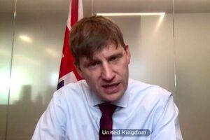 افسوس مقام انگلیسی از اتمام محدودیت تسلیحاتی ایران