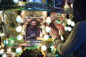 عکس/حال و هوای منزل شهید امربه معروف محمد محمدی