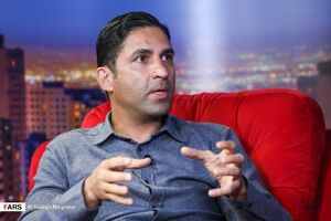 هاشمیان:ویلموتس می ماند از تیم ملی جدا می شدم/هنوز کسی از تیم ملی خط نخورده/آینده فوتبال ایران تاریک است