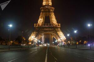 عکس/ خیابانهای خلوت پاریس در روزهای کرونایی