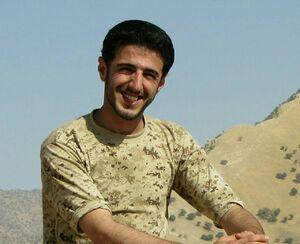 ماجرای بامزه پیوستن شهید مدافع حرم به سپاه