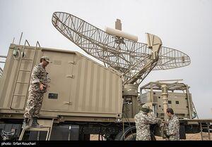 انجام عملیات مقابله با تهاجم الکترونیک دشمن در رزمایش پدافند هوایی