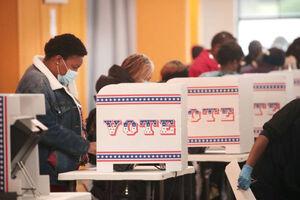 رایگیری زودهنگام انتخابات ریاست جمهوری آمریکا