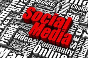 سوشال مدیا فضای مجازی نمایه شبکه های اجتماعی