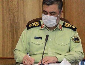 همکاری نیروی انتظامی و بهشت زهرا (س) در روزهای بحرانی شیوع کرونا
