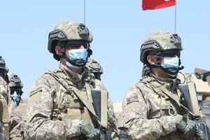 آنکارا: در صورت تقاضای جمهوری آذربایجان، به این کشورنیروی نظامی اعزام میکنیم - کراپشده