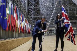 آمادگی انگلیس و اتحادیه اروپا برای ادامه مذاکرات برگزیت - کراپشده
