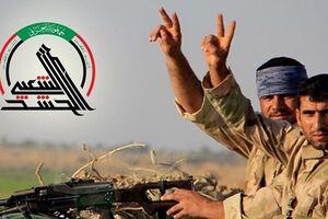 الحشد الشعبی یک عملیات امنیتی گسترده را در شمال سامراء آغاز کرد