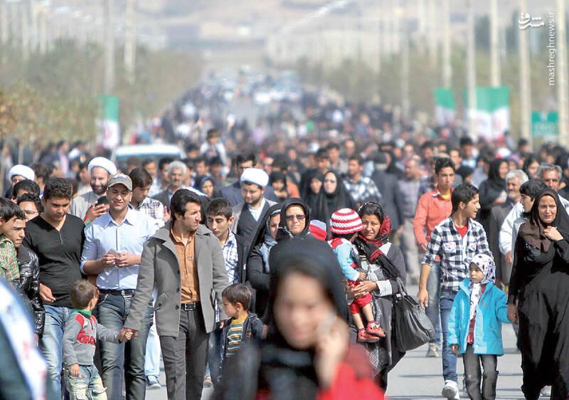 پیری جمعیت بحران آینده نزدیک در ایران است