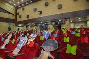 برگزاری جشنواره کودک با سالنهای خالی +عکس